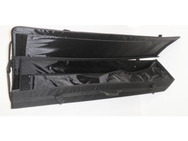TF-701 Aero Fabric Case with Wheels -- Image 1